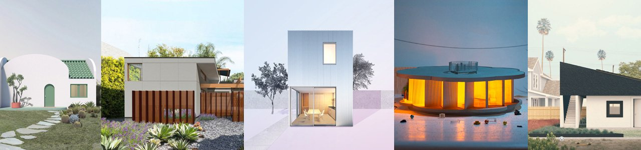 The future of L.A. is tiny: How the city's newest housing initiative & architectural designs will change modern-day living for Angelinos.